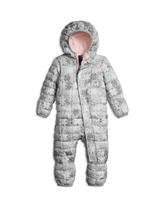 The North Face® Girls' Printed Bunting with Fleece Lining - Baby - Bloomingdale's_0