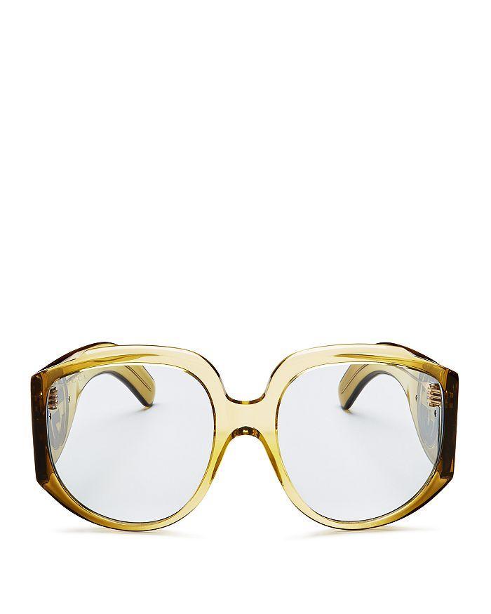 4954a79b810174 Gucci - Women s Oversized Square Sunglasses