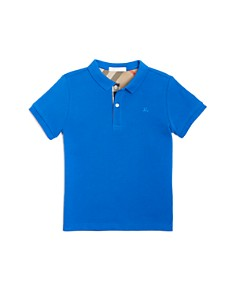 Burberry Boys' Mini Placket Polo - Little Kid, Big Kid - Bloomingdale's_0