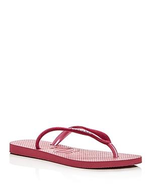 havaianas Women's Slim Velvet Flip-Flops