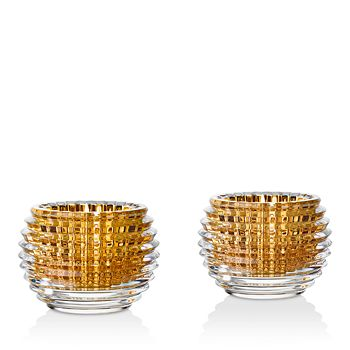 Baccarat - Eye Votives, Set of 2