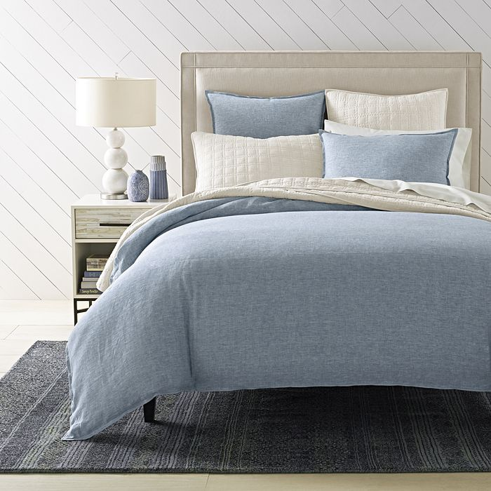Oake Linen Bedding Collection 100 Exclusive