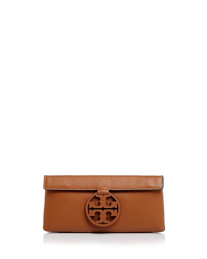 d4ab16079f48 Tory Burch - Miller Leather Clutch