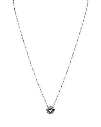 "Nadri - Circle Pendant Necklace, 15"""