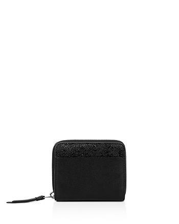 ALLSAINTS - Mast Shine Leather Wallet