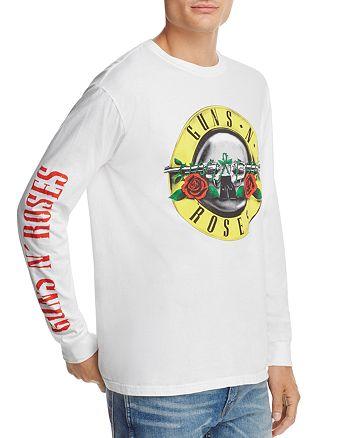 Bravado - Guns N' Roses Crewneck Long Sleeve Tee - 100% Exclusive