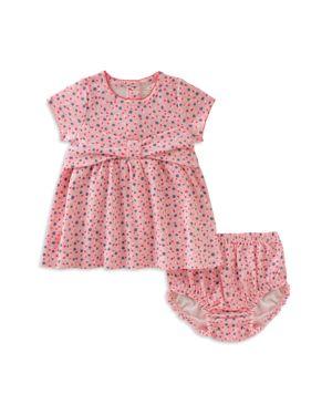 kate spade new york Girls' Kammy Bow-Detail Dress & Bloomers Set - Baby 2736141