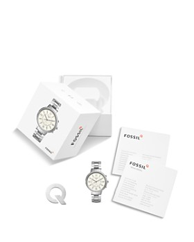 Fossil - Virginia Hybrid Smartwatch, 36mm