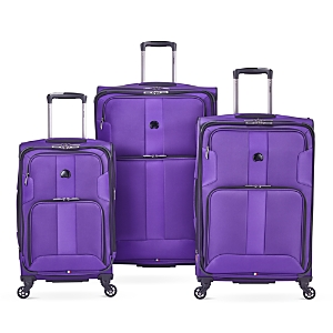 Delsey SkyMax Three Piece Nested Luggage Set