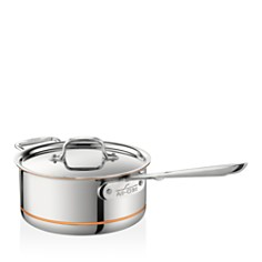All-Clad Copper Core 3-Quart Covered Saucepan - Bloomingdale's_0