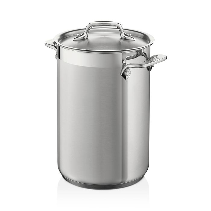 All-Clad - Stainless Steel Asparagus Pot