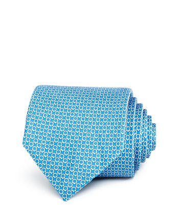 Salvatore Ferragamo - Multi Gancini Classic Tie