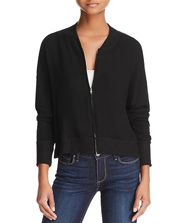 LNA - Malone Brushed Bomber Jacket