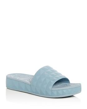 Ash - Women's Splash Platform Pool Slide Sandals