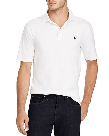 Polo Ralph Lauren - Soft-Touch Classic Fit Short Sleeve Polo Shirt