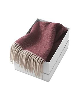SFERRA - Merino Wool Tartini Scarf