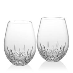 Waterford Lismore Nouveau Deep Red Glass, Set of 2 - Bloomingdale's Registry_0