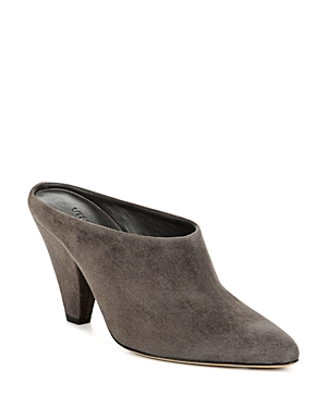 Vince Women's Emberly Suede Mules