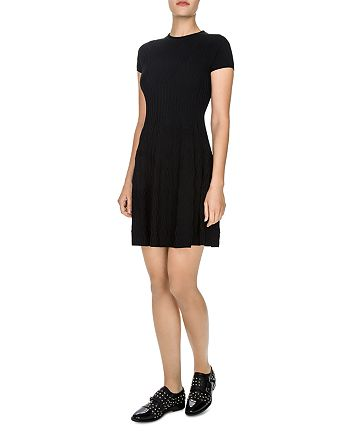 The Kooples - Jacquard Knit Dress