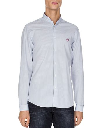 The Kooples - Stripes Popeline Slim Fit Button-Down Shirt