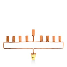 DCI Copper Cork Menorah - Bloomingdale's_0