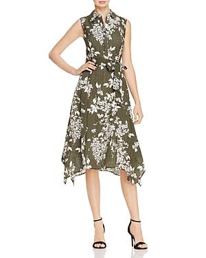 Lafayette 148 New York Moxie Printed Dress
