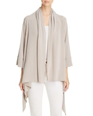 NALLY & MILLIE OPEN WATERFALL CARDIGAN
