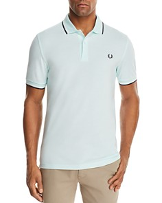 Fred Perry Tipped Piqué Slim Fit Polo Shirt - Bloomingdale's_0