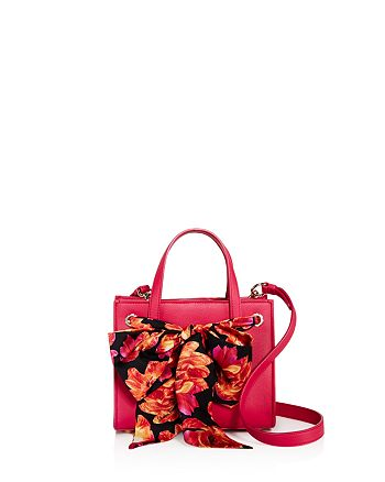 Salvatore Ferragamo - Foulard Small Leather Satchel