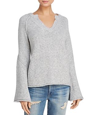 Rebecca Minkoff Griffyn Flared-Sleeve Sweater