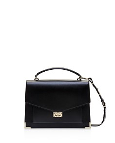The Kooples - Emily Large Leather Satchel