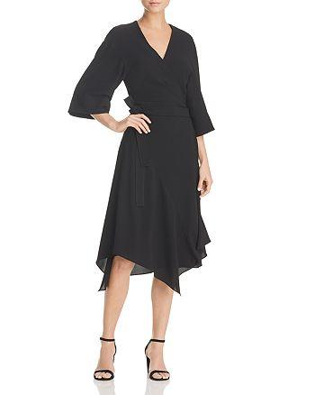 Theory - Kimono Wrap Dress