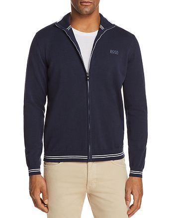 BOSS - Zome Full Zip Sweater