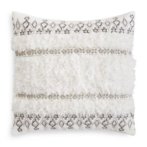 Sky Tufted Moroccan Decorative Pillow, 20 x 20 - 100% Exclusive