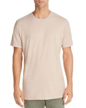 Double Eleven Sweatshirt Tee in Light Lavender