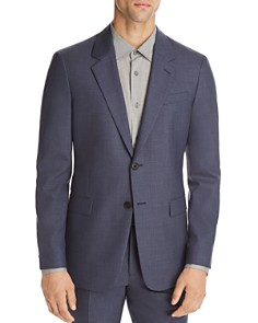 Theory - Chambers Sharkskin Slim Fit Suit Jacket