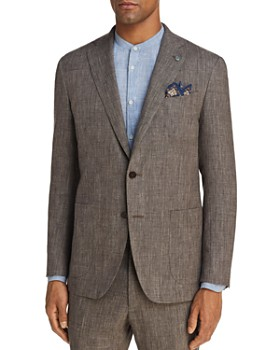 Eidos - Slim Fit Suit Jacket
