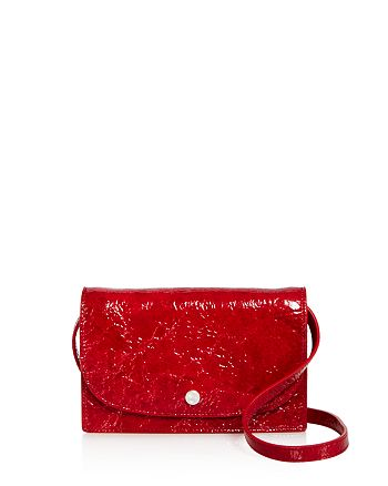 Elizabeth and James - Eloise Mini Textured Leather Crossbody