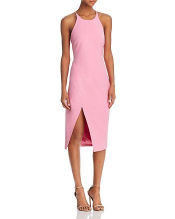 Bardot - Halter Midi Dress