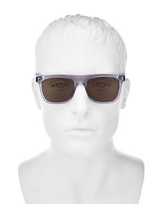 Dior Homme - Men's Walk Flat Top Square Sunglasses, 50mm