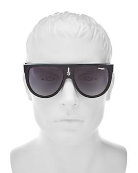 Carrera - Men's Flat Top Aviator Sunglasses, 60mm
