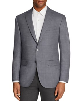 Jack Victor - Conway Micro Houndstooth Regular Fit Sport Coat