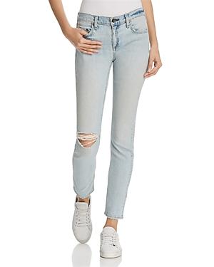 rag & bone/Jean Dre Relaxed Slim Fit Jeans in Glena
