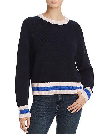 rag & bone/JEAN - Color Block Sweater