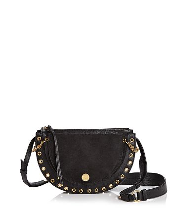 See by Chloé - Kriss Small Suede and Leather Crossbody
