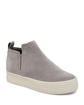 Dolce Vita - Women's Tate Suede Slip-On Sneakers