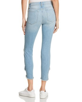 Joe's Jeans - The Charlie Skinny Tulip-Hem Ankle Jeans in Dezirae - 100% Exclusive