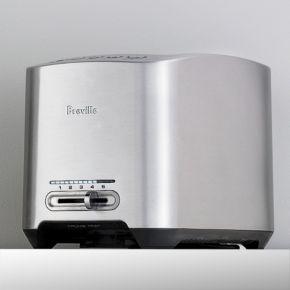 Breville Die Cast 4 Slice Toaster