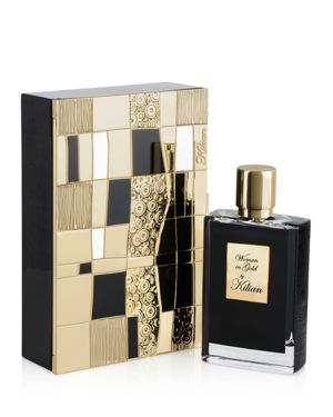 Woman In Gold Refillable Spray And Its Coffret, 1.7 Oz./ 50 Ml