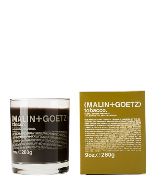 MALIN and GOETZ - Tobacco Candle 9 oz.
